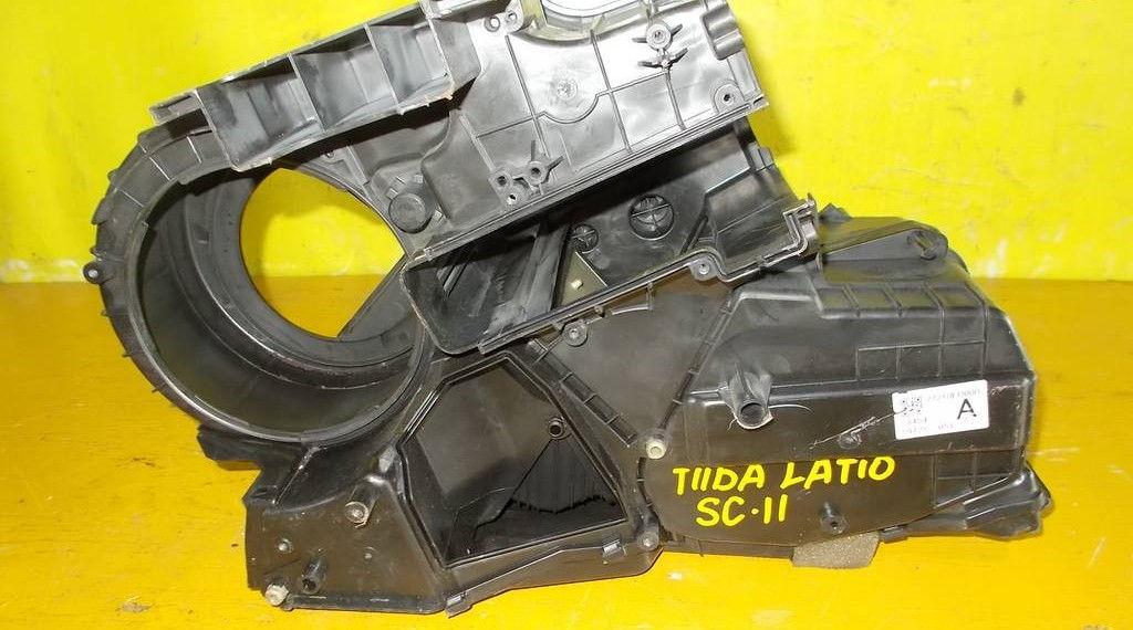 Что делать, если не работает печка Nissan Tiida