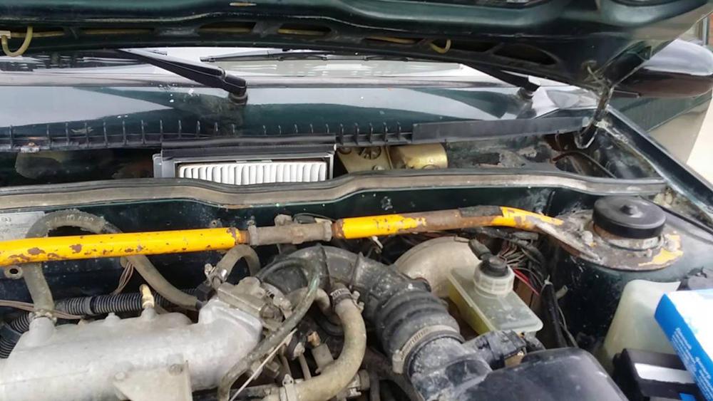 Как выбрать и установить адаптер салонного фильтра на автомобили ВАЗ-21099