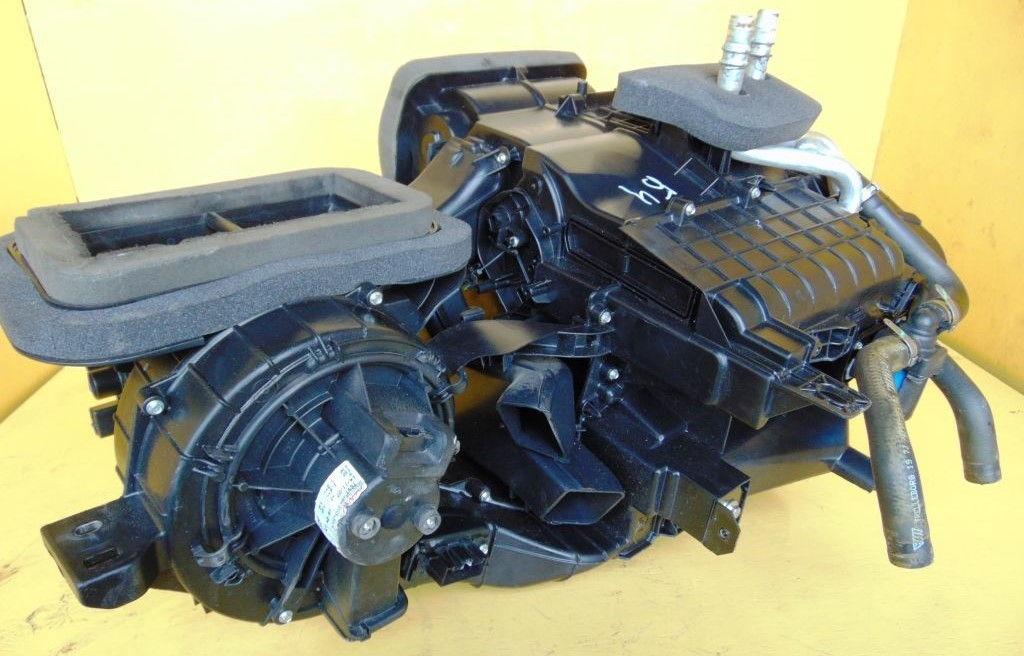 Замена радиатора отопителя Peugeot Boxer