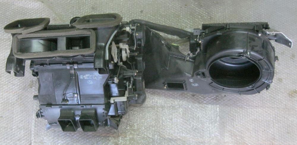 Как действовать, когда плохо греет штатная печка Audi А6