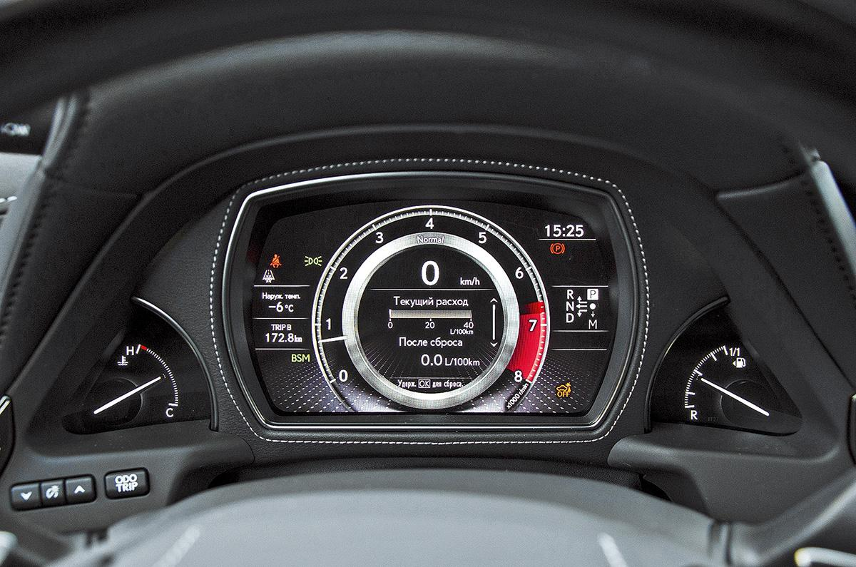 Тест-драйв Lexus LS 2019 года - фото, характеристики, цены и комплектации