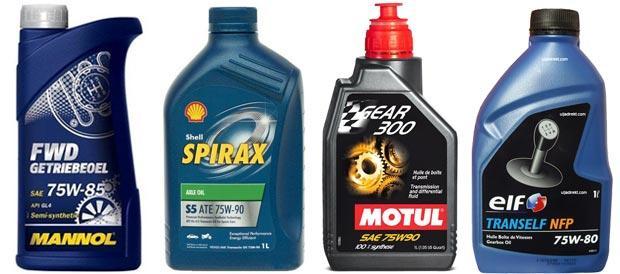 Какое трансмиссионное масло лучше? Ищем идеал для механики