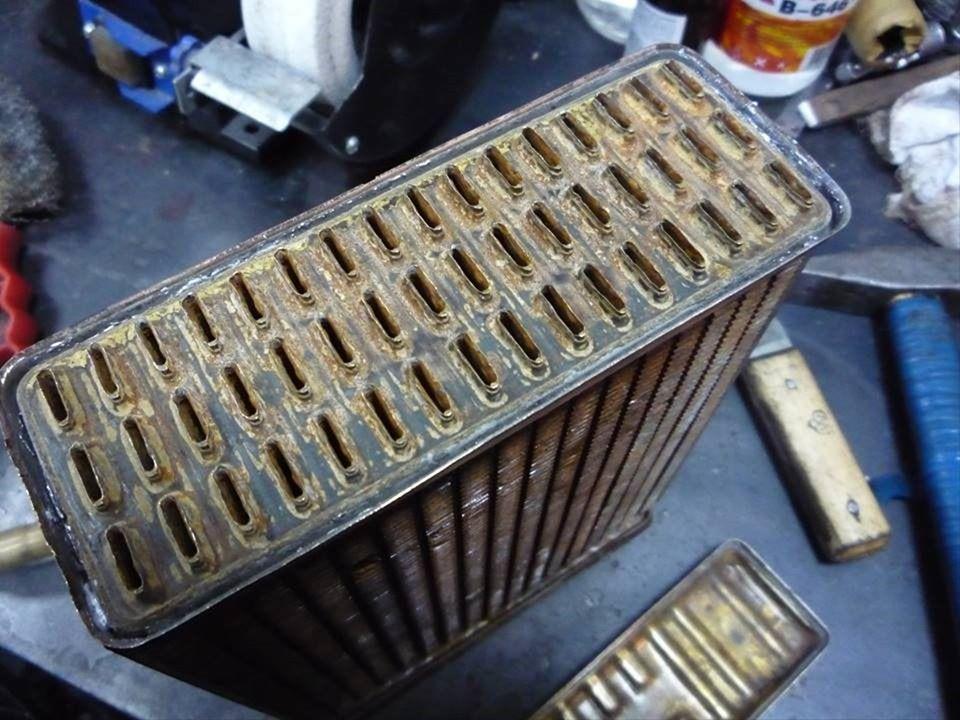 Популярные варианты промывки автомобильного радиатора своими руками