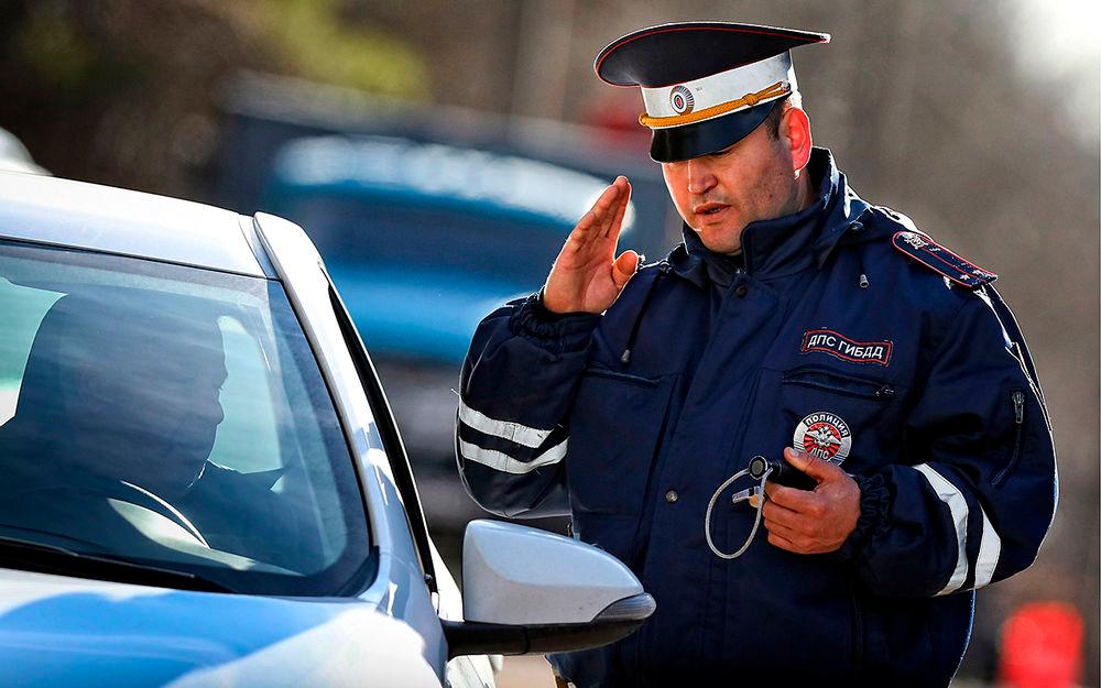 Памятка водителю при общении с сотрудником ГИБДД