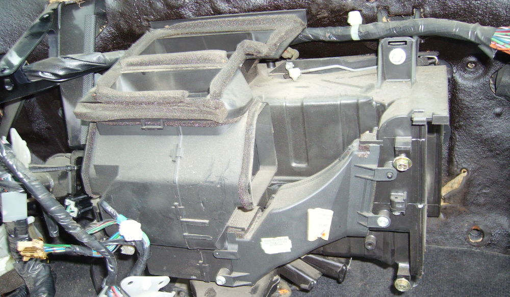 Неисправности моторчика печки Nissan Primera