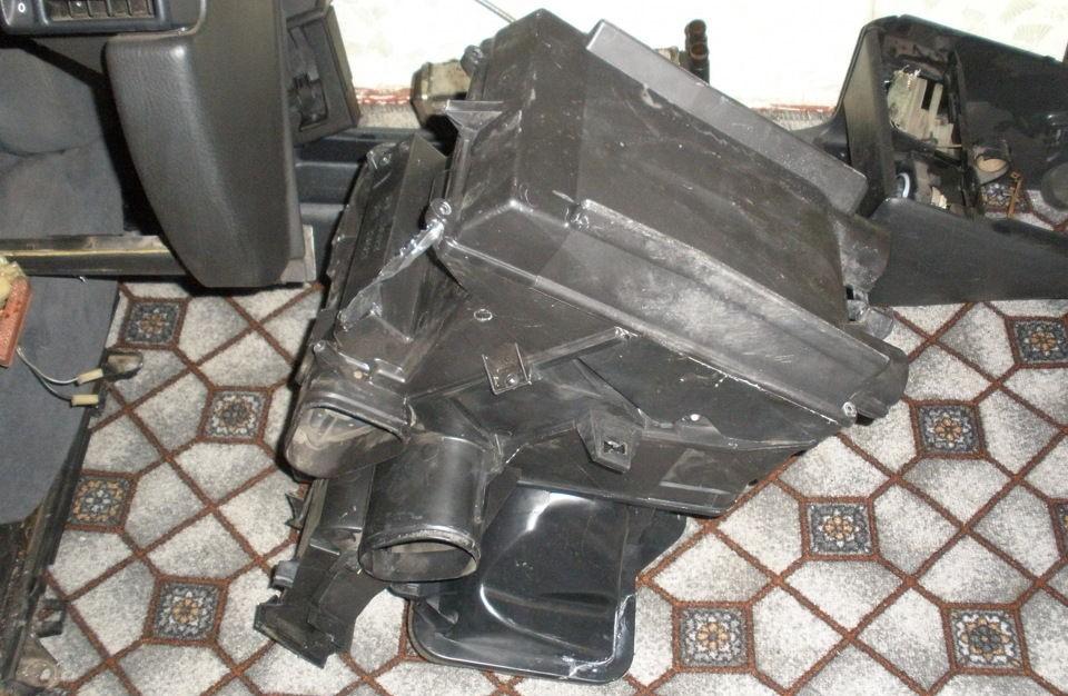 Почему на Opel Vectra A плохо греет печка и что с этим делать