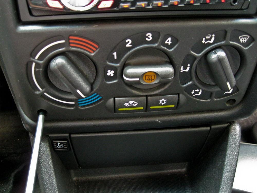 Решение проблемы с неисправной печкой Opel Astra F