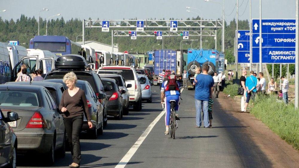 Что нужно знать для пересечения границы Финляндии на автомобиле