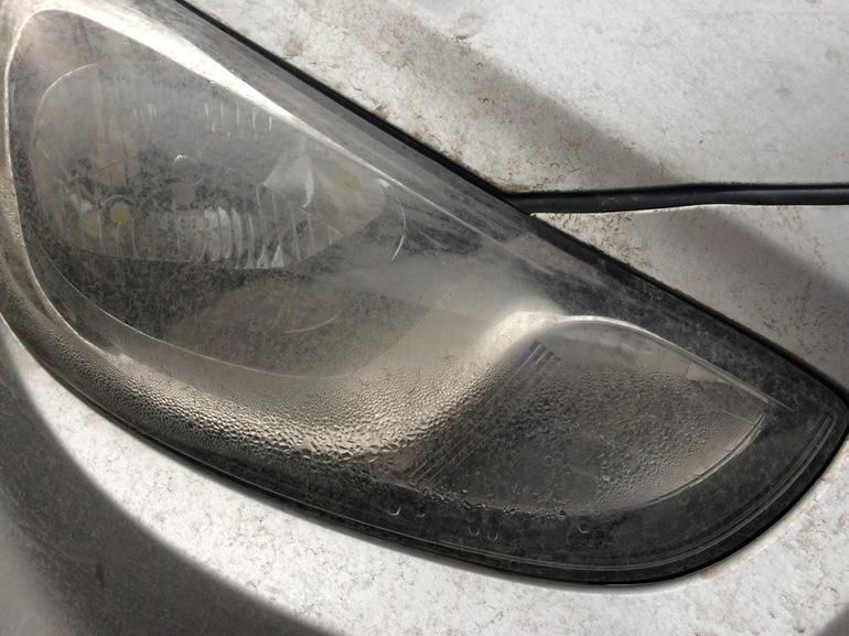 Способ недорого и законно улучшить свет фар автомобиля