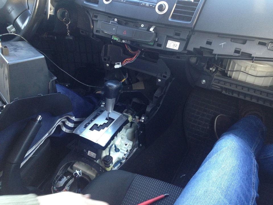 Как самостоятельно установить климат-контроль на Mitsubishi Lancer 10 поколения