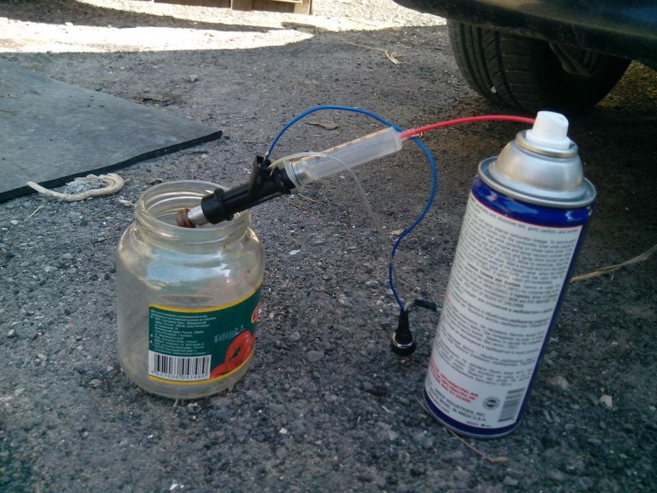 Как проверить и почистить форсунки на дизеле