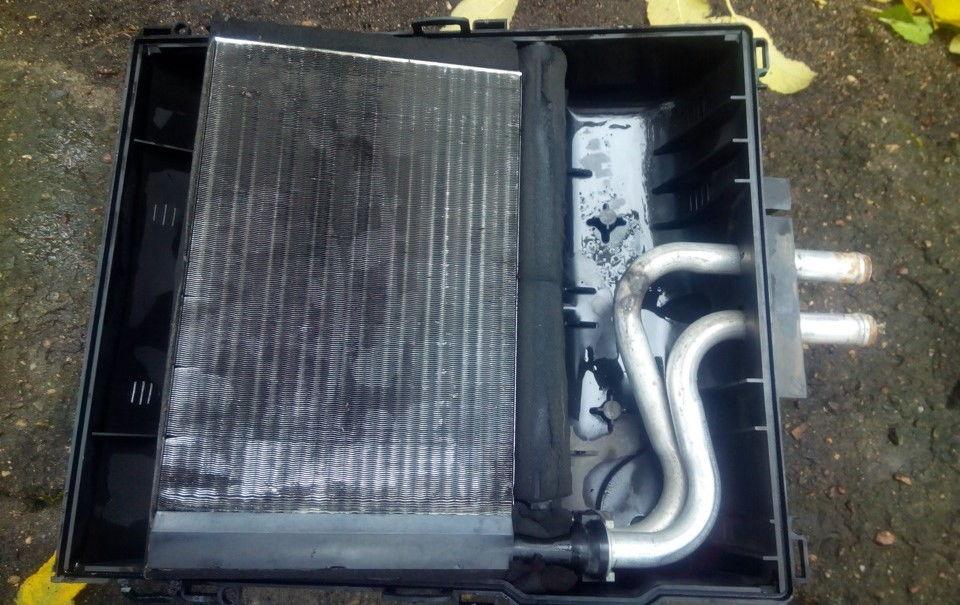 Как поступать, когда плохо греет печка Ford Mondeo 1