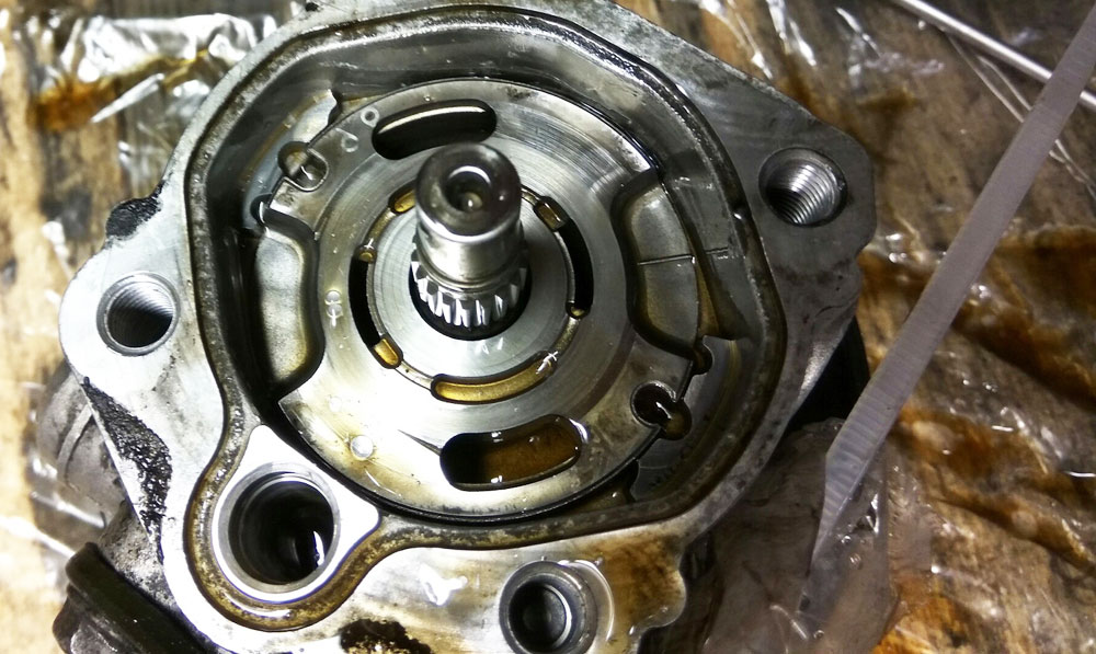 Причины и последствия гула рулевого гидроусилителя