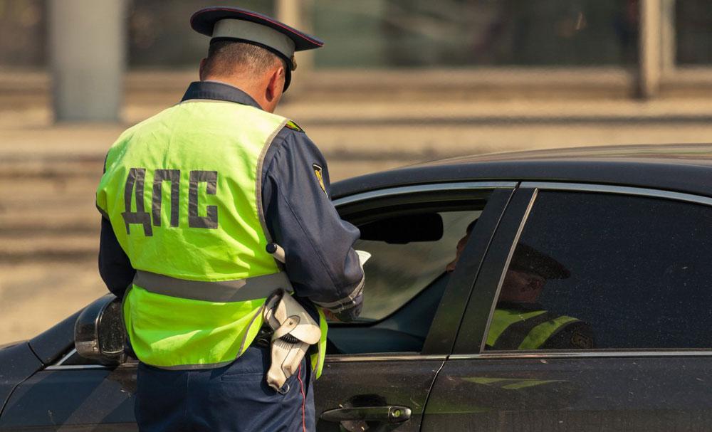 Штрафы за невключённый указатель поворота