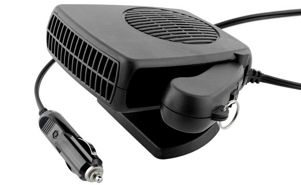 Правильный выбор лучшего тепловентилятора в автомобиль