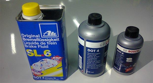 Тормозные жидкости ATE. Платим за немецкое качество