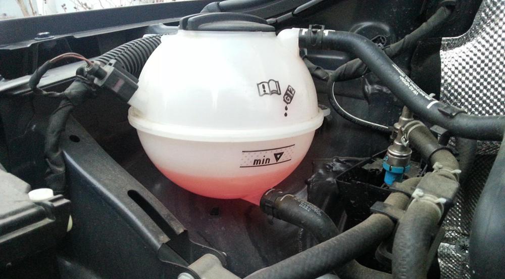 Что делать, если плохо греет печка Renault Megan 2