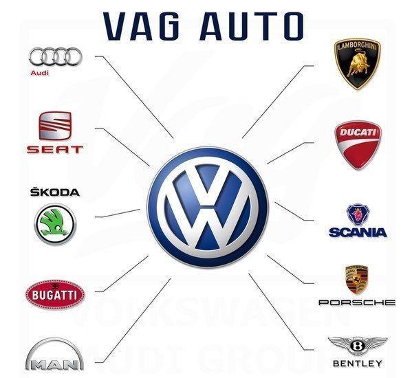 VAG — что это? Какие марки машин входят в концерн VAG