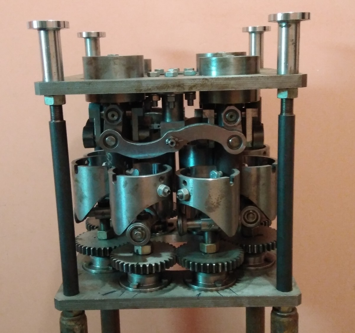 Мотор «Зеленый муравей»: уникальная разработка из России