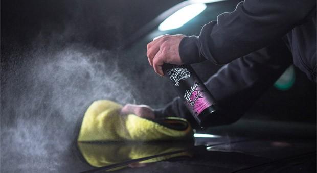 Автомобильный воск. Жидкий, горячий или твёрдый?