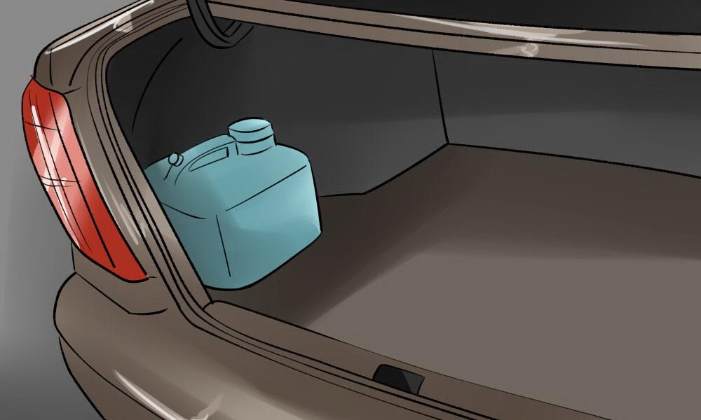 Как быстро и эффективно охладить двигатель, когда стрелка уже в красной зоне?