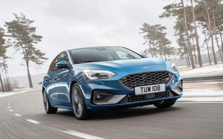 Ford Focus ST – новинка от американских конструкторов