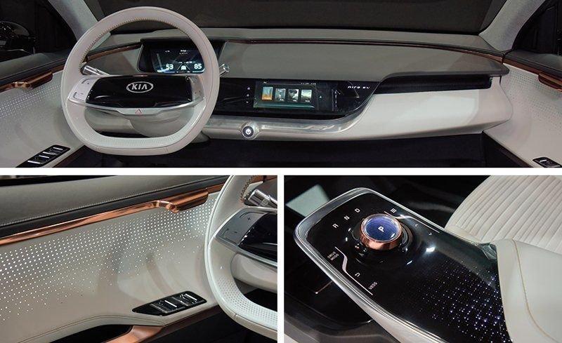 Электрический Kia Niro EV теперь доступен в Корее до его европейского дебюта на Парижском автосалоне