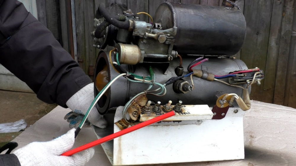 Как собрать газовую автономку на базе печки ЗАЗ своими руками