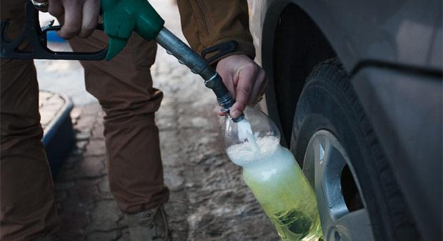 К какому классу опасности относится бензин?