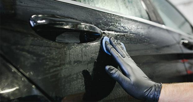 Как чистить автомобиль синей глиной?