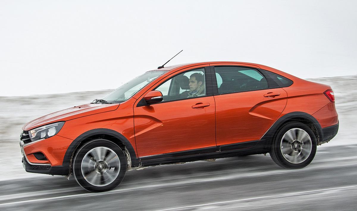 Сравнение Lada Vesta Cross и Renault Logan Stepway: технические характеристики, фото, комплектации и цены