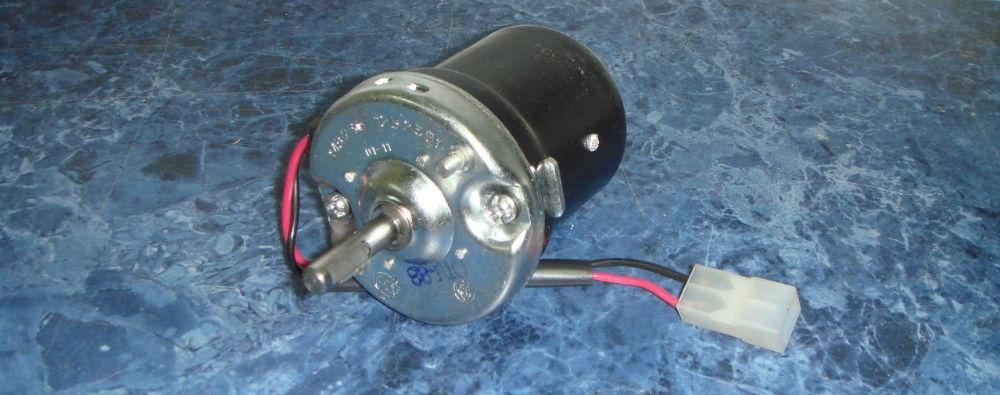 Ремонт и замена мотора печки УАЗ