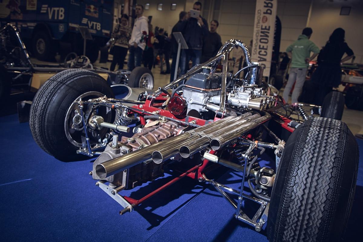 Motorsport Expo 2019 - на высоких скоростях