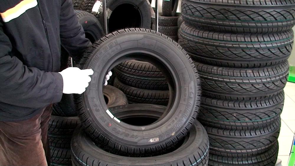 Виды износа шин на автомобиле, их причины и возможные последствия