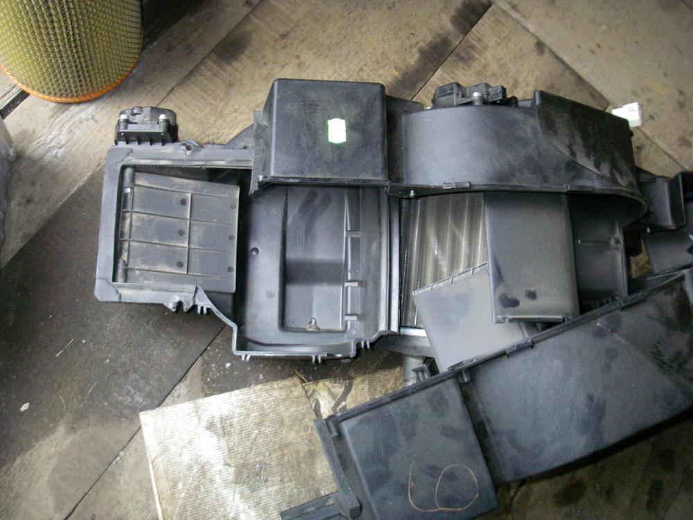 Как поставить отопитель от ГАЗ-31105 на Волгу 3110