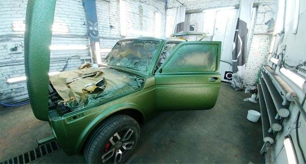 Защитное покрытие «Титан» для авто. Тесты и сравнения