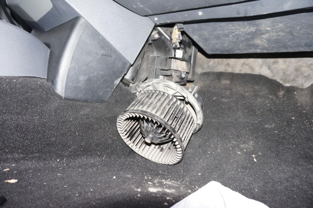 Устройство и принцип работы печки Renault Logan