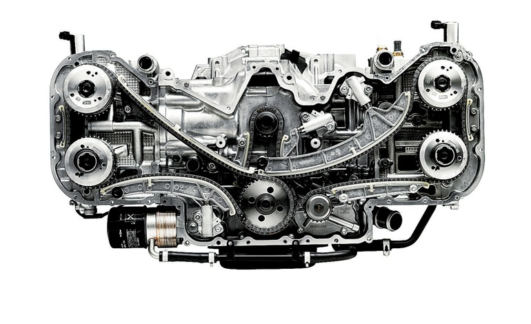 Плюсы и минусы оппозитного двигателя автомобиля