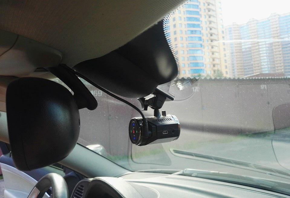 Способы подключения видеорегистратора без прикуривателя