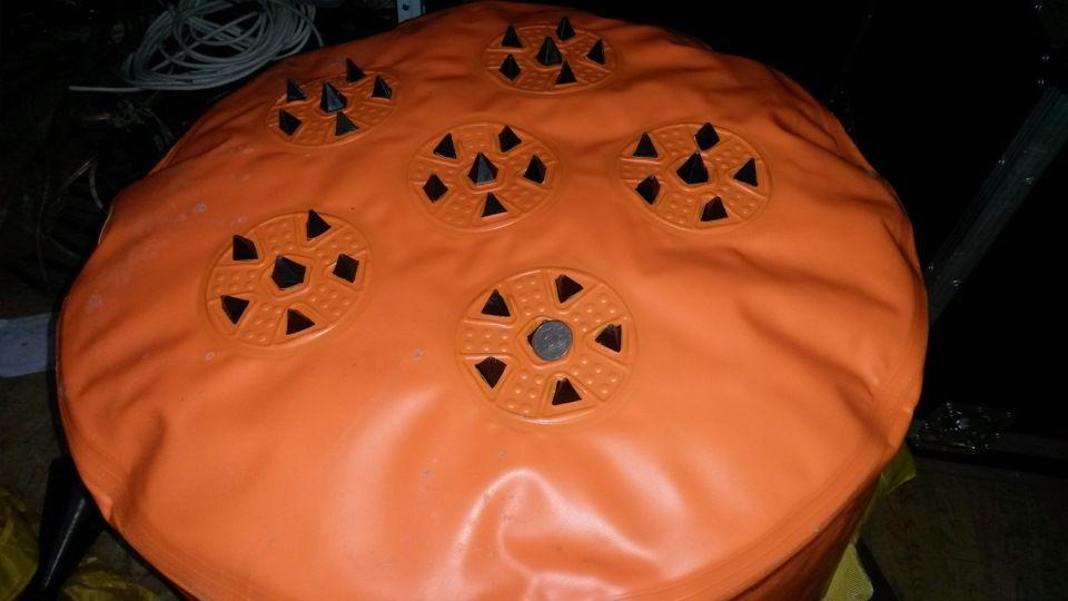 Что такое надувной домкрат и как им пользоваться
