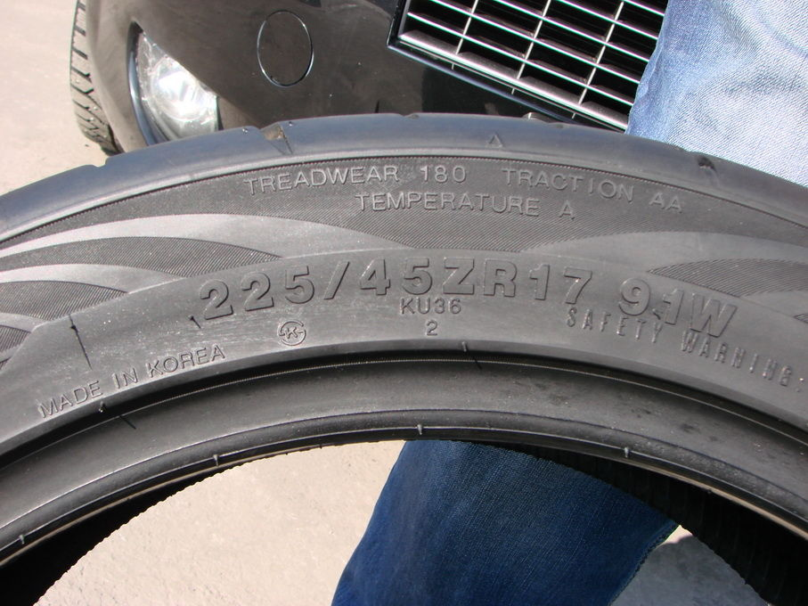 Какая бывает маркировка на шинах и что она обозначает