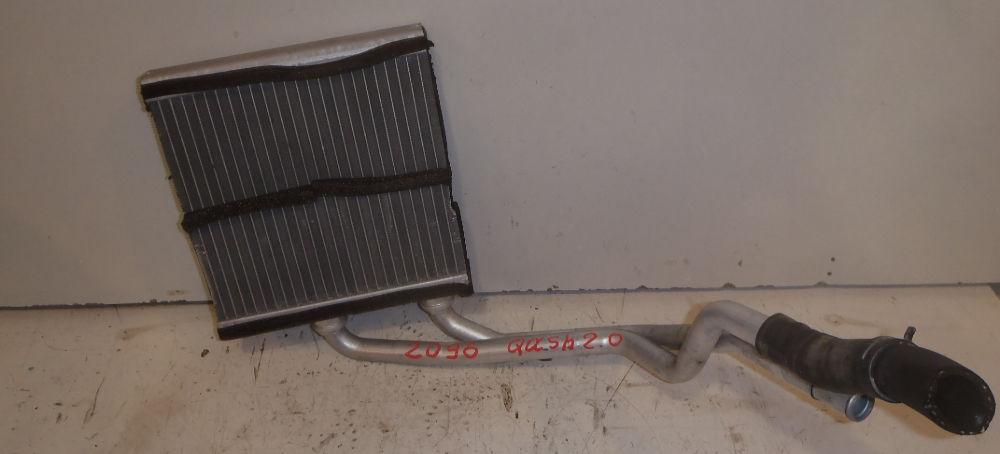 Как самостоятельно снять и заменить радиатор печки на автомобиле Nissan Qashqai