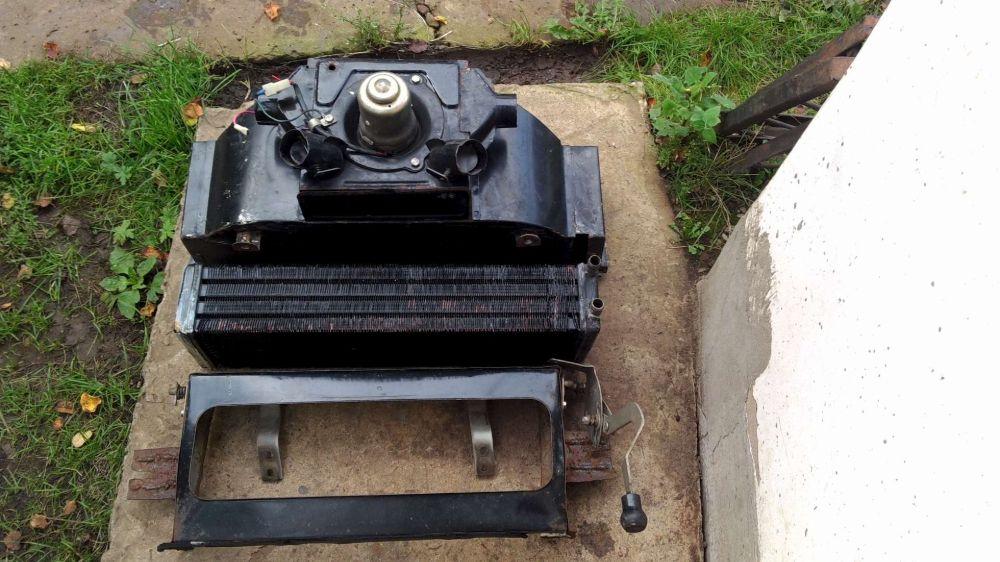 Монтаж и демонтаж печки УАЗ 452