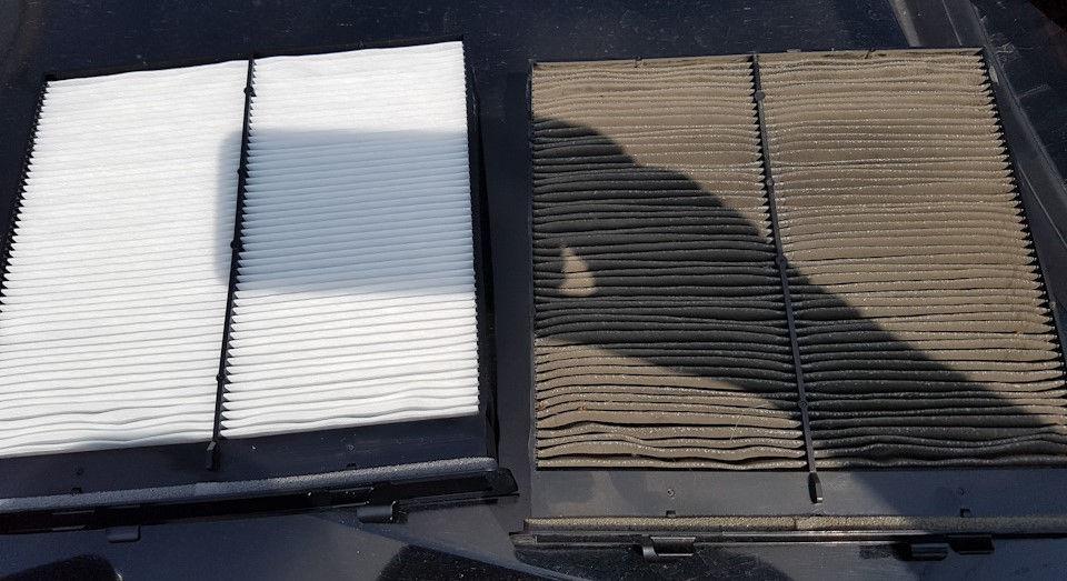 Как поменять салонный фильтр на автомобилях Subaru Forester разных поколений
