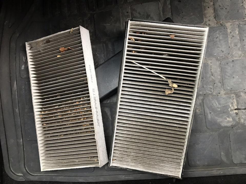 Как правильно поменять фильтры салона на автомобилях Honda Civic 4D и 5D
