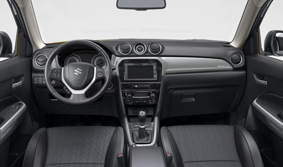 Тест-драйв Suzuki Vitara 2019 года – фото, характеристики, цены и комплектации