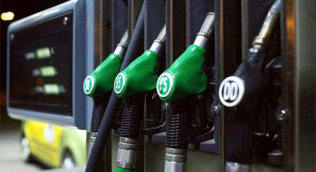 Чему равна плотность бензина?