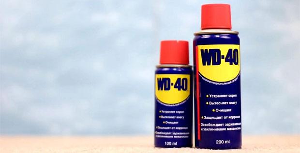 Пытаемся раскрыть секрет состава WD-40