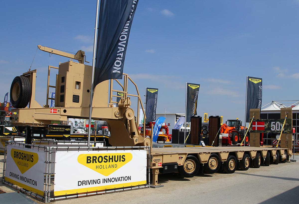 Выставка строительной техники и технологий Bauma