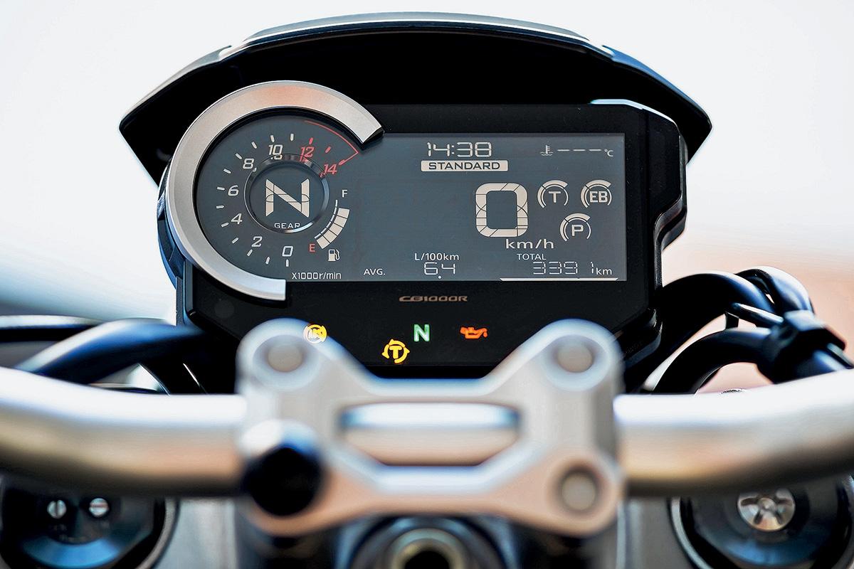 Обзор новой Honda CB1000R Neo Sports Cafe